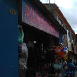 Almacén JF en Bogotá