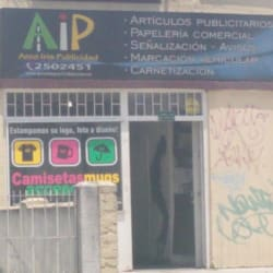 AIP Arco Iris Publicidad en Bogotá
