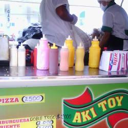 Aki Toy en Bogotá