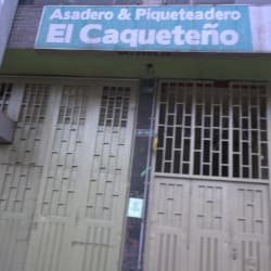 Asadero y Piqueteadero El Caqueteño en Bogotá