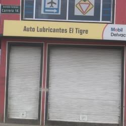 Auto Lubricantes El Tigre en Bogotá