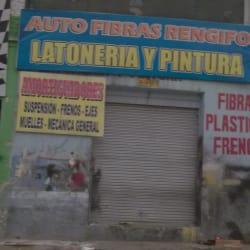 Auto Fibras Rengifo en Bogotá