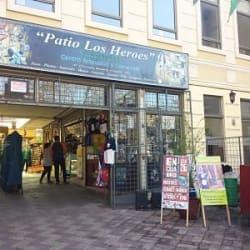 Feria Artesanal - Patio Los Héroes en Santiago