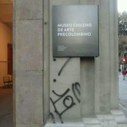 Museo Chileno de Arte Precolombino en Santiago