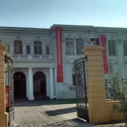 Museo de Arte Contemporaneo - Quinta Normal en Santiago