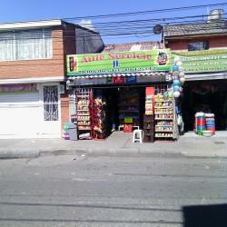 Autoservicios J.l en Bogotá