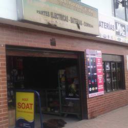 Almacén Centro Sebas en Bogotá