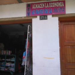 Almacen La Economía el Punto de la Moda en Bogotá