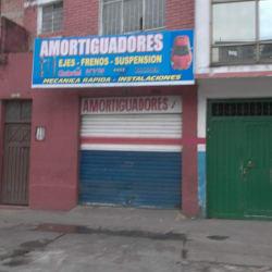 Amortiguadores Carrera 28  en Bogotá