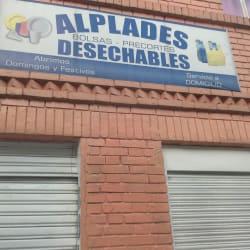Alplades en Bogotá