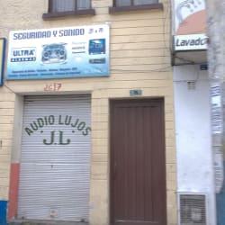 Audio Lujos J.L en Bogotá