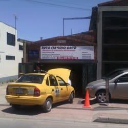 Auto Servicio Cano en Bogotá