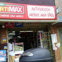 Auto Servicio Merke Max Fácil en Bogotá