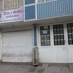 Arte Y Sabor Pastelería en Bogotá