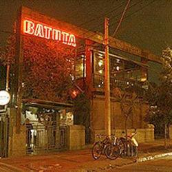 Bar La Batuta en Santiago