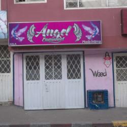 Angel Emmanuel en Bogotá