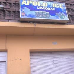Apolo Ice Discobar en Bogotá