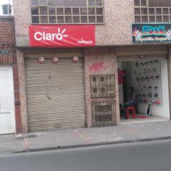 Aquillamas Claro Calle 51 con 37 en Bogotá