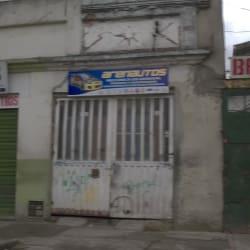 Arenautos en Bogotá