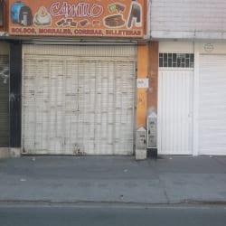 Arte Cueros L.S Camilo en Bogotá