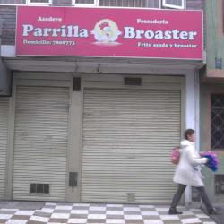 Asadero Parrilla Broaster en Bogotá