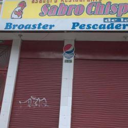 Asadero y restaurante sabor chispa de la 91 en Bogotá