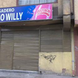 Asadero Tio Willy en Bogotá