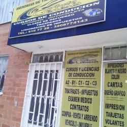 Asesorías de Tránsito y Transporte Auto Genesis en Bogotá