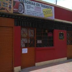 Asesorias en Tránsito Flor Estella Salazar en Bogotá
