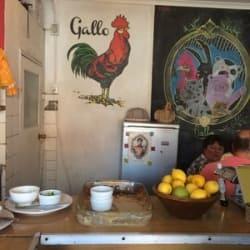 El Gallo  en Santiago