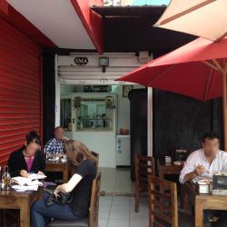 Restaurante Sherezade - Patronato en Santiago
