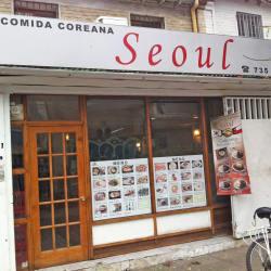 Restaurant Coreano Seoul en Santiago
