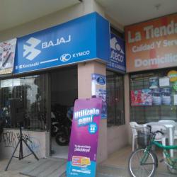 Auteco Redmotos en Bogotá