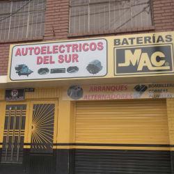 Autoeléctricos del Sur en Bogotá