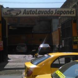 Autolavado Japonés en Bogotá