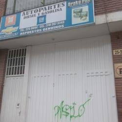 Autopartes Diesel y Gasolina GM en Bogotá