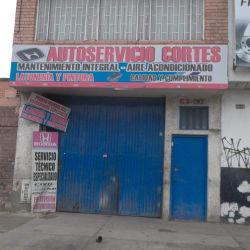Autoservicio Cortes en Bogotá
