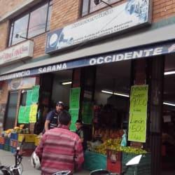 Autoservicio Sabana de Occidente en Bogotá