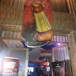 Bar Blue Music casa club colombia en Bogotá