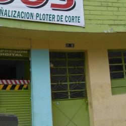 Avisos Calle 76 con 61 en Bogotá