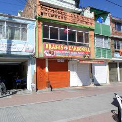 Brasas Carbonel en Bogotá