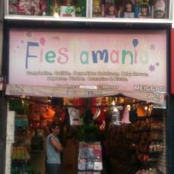 Fiestamania en Santiago