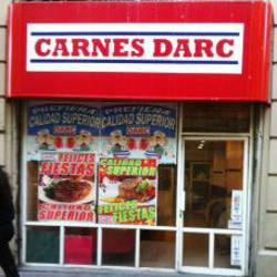 Carnes Darc - Estado en Santiago
