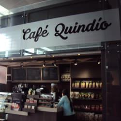 CAFÉ QUINDÍO AEROPUERTO EL DORADO en Bogotá