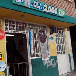 Cafeluz en Bogotá