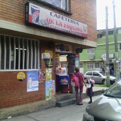 Cafeteria de La Esquina en Bogotá