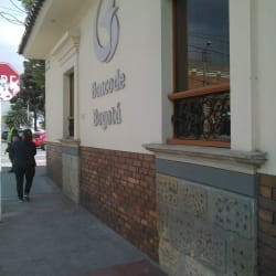 Banco de Bogotá Carrera 2 en Bogotá