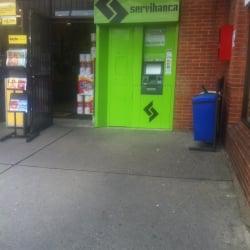 Cajero Automatico Servibanca Exito Quirinal en Bogotá
