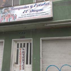 Banquetes y Eventos El Duque en Bogotá