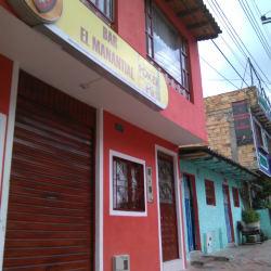 Bar El Manantial en Bogotá